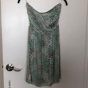 Tart Ruched Front Dress